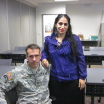 Why teaching the U.S. military is a call to duty