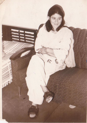 Nargis Perveen, my mother