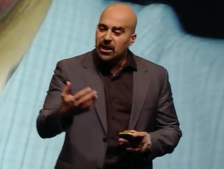 Suleiman Bakhit at TED Global Talk
