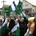 Why Women Protest in Kashmir