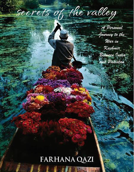 book cover Kashmir - secrets of the valley