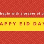 A Special Eid Mubarak And How To Keep The Spirit of Ramadan Alive