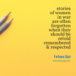 So Much To Be Thankful For As An American Muslim Woman: 5 Observations from Women in Conflict
