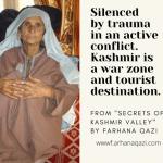 The Great Lockdown in Kashmir